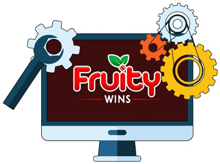 Fruity Wins Casino - Software