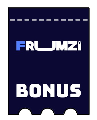 Latest bonus spins from Frumzi