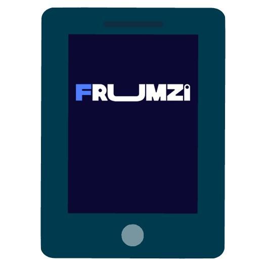 Frumzi - Mobile friendly