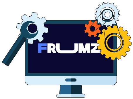 Frumzi - Software