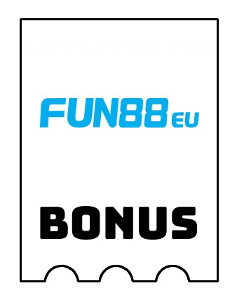 Latest bonus spins from Fun88eu