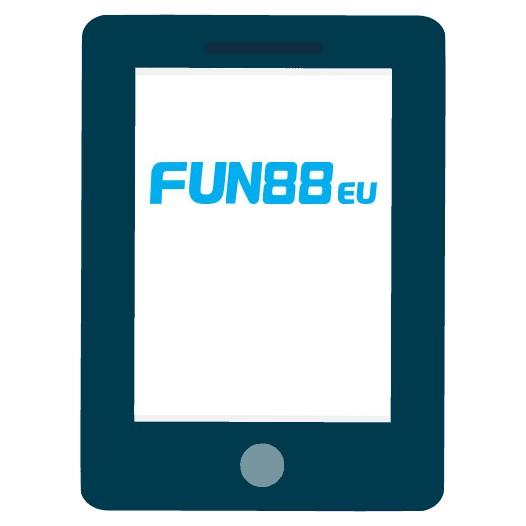 Fun88eu - Mobile friendly