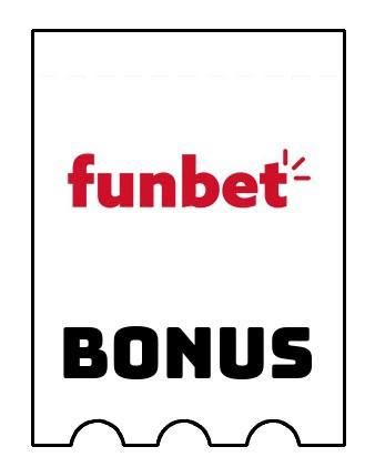 Latest bonus spins from Funbet