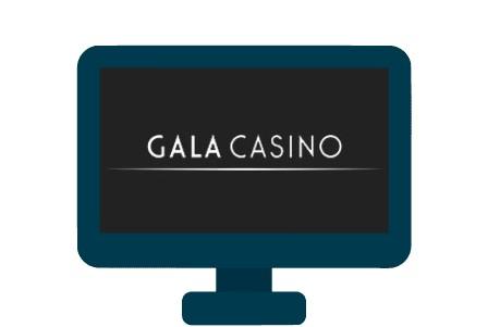 Gala Casino - casino review