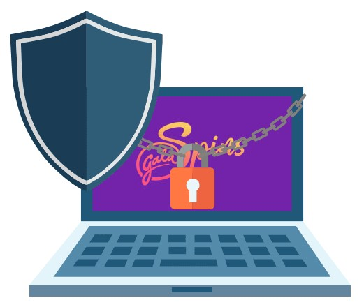 Gala Spins Casino - Secure casino