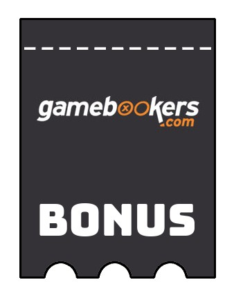 Latest bonus spins from Gamebookers Casino