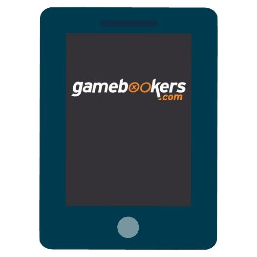 Gamebookers Casino - Mobile friendly
