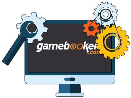 Gamebookers Casino - Software