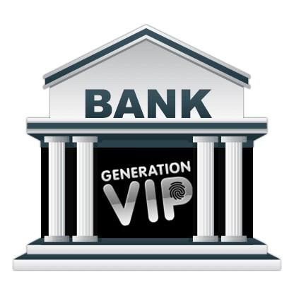 GenerationVIP - Banking casino