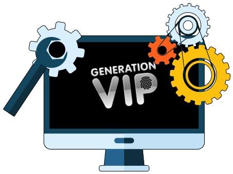 GenerationVIP - Software