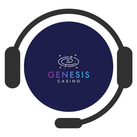 Genesis Casino - Support