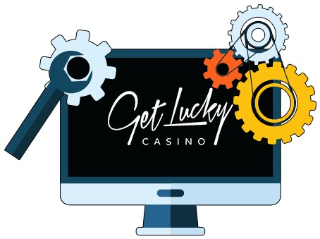 Get Lucky Casino - Software
