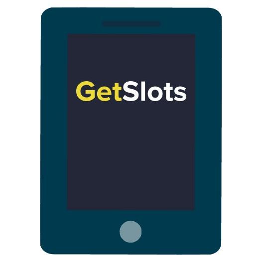 GetSlots - Mobile friendly