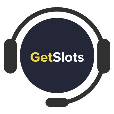 GetSlots - Support