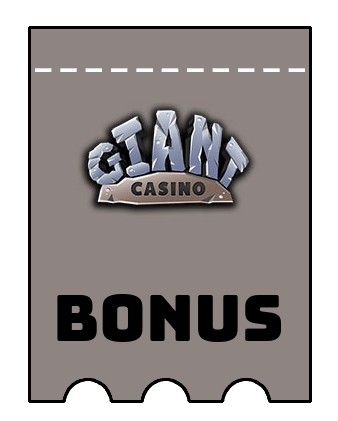 Latest bonus spins from Giant Casino