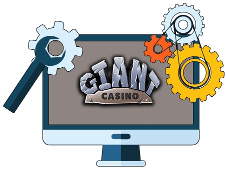 Giant Casino - Software