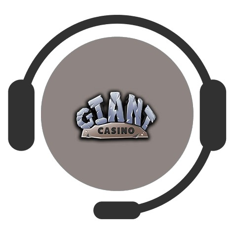 Giant Casino - Support