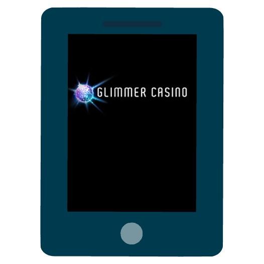 Glimmer Casino - Mobile friendly