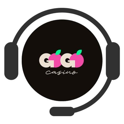 GoGo Casino - Support