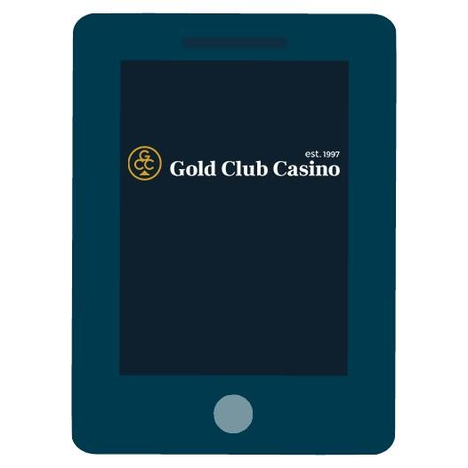 Gold Club Casino - Mobile friendly