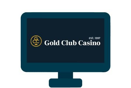 Gold Club Casino - casino review
