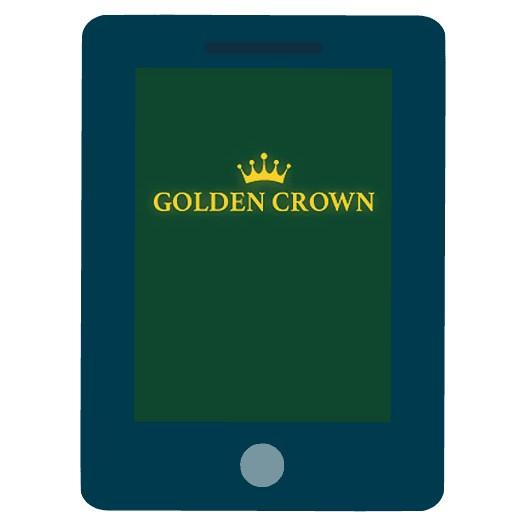 Golden Crown - Mobile friendly