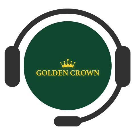 Golden Crown - Support