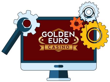 Golden Euro Casino - Software