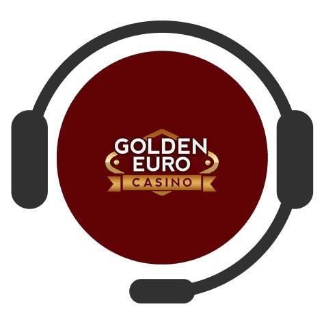 Golden Euro Casino - Support