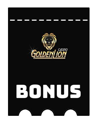 Latest bonus spins from Golden Lion Casino
