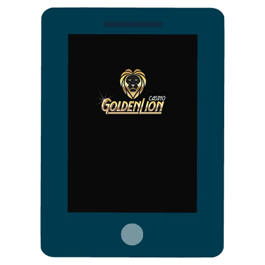 Golden Lion Casino - Mobile friendly