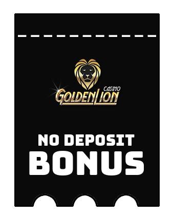 Golden Lion Casino - no deposit bonus CR