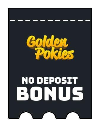Golden Pokies - no deposit bonus CR