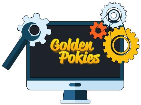Golden Pokies - Software