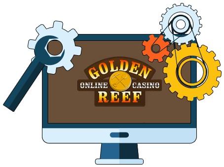 Golden Reef - Software