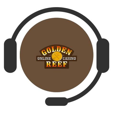 Golden Reef - Support