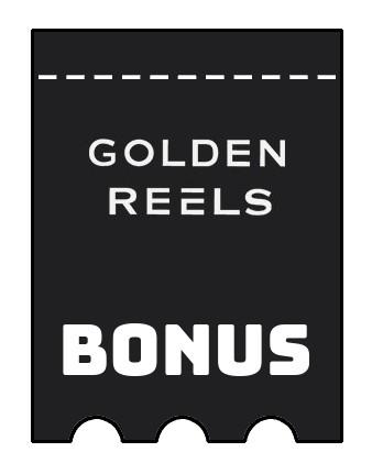Latest bonus spins from Golden Reels