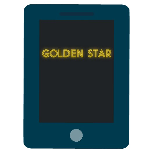Golden Star Casino - Mobile friendly