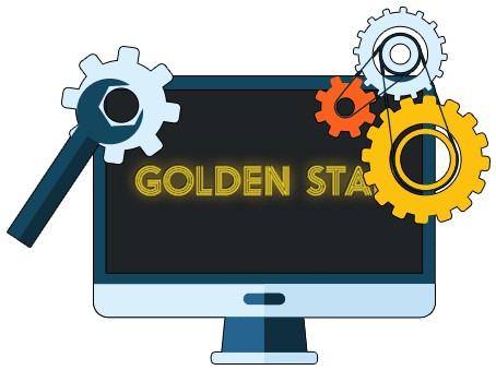 Golden Star Casino - Software