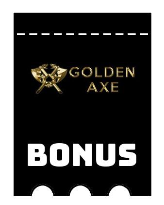 Latest bonus spins from GoldenAxe