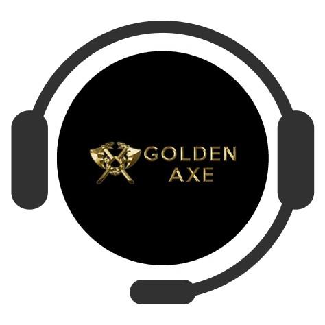 GoldenAxe - Support