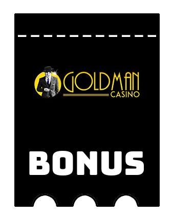 Latest bonus spins from Goldman Casino