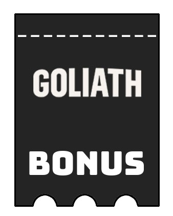 Latest bonus spins from Goliath Casino