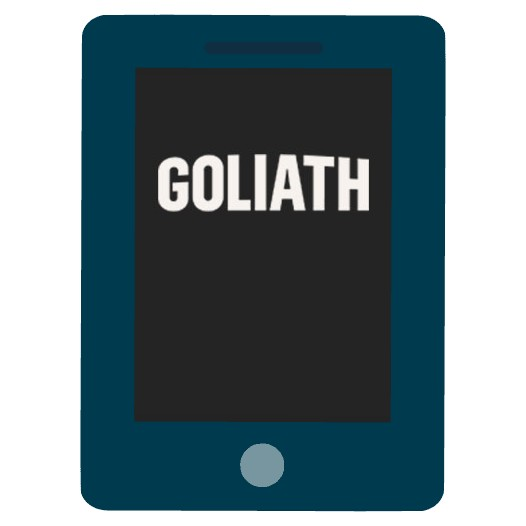 Goliath Casino - Mobile friendly