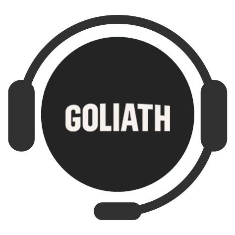 Goliath Casino - Support