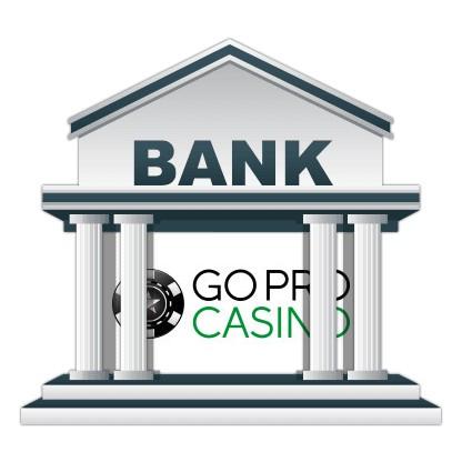 GoProCasino - Banking casino