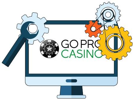 GoProCasino - Software