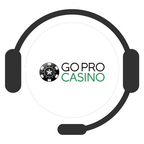 GoProCasino - Support