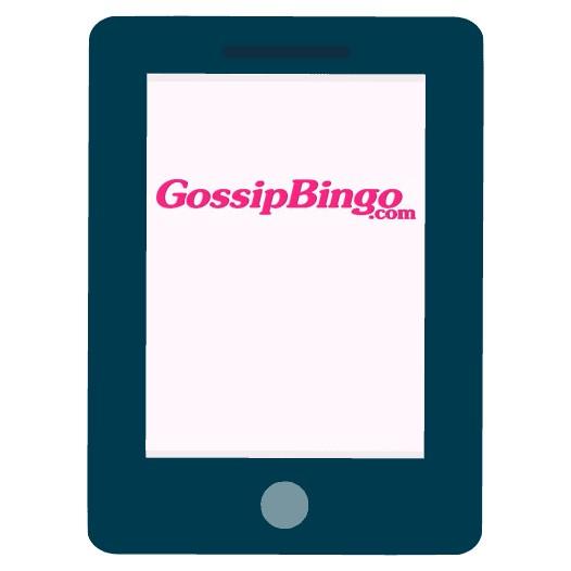 Gossip Bingo - Mobile friendly