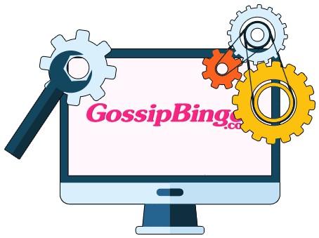 Gossip Bingo - Software